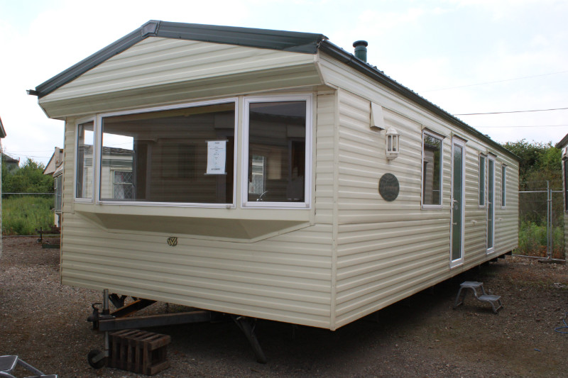 2007 WILLERBY VACATION 35x12x2b TPR