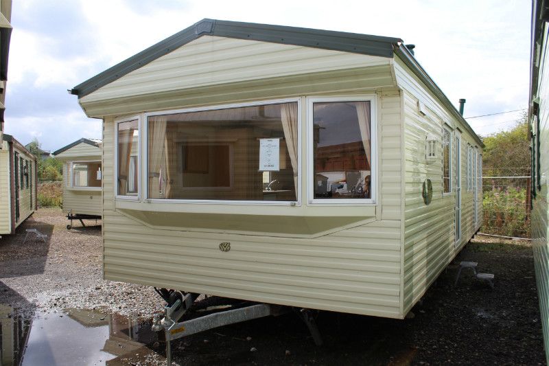 2007 WILLERBY VACATION 35x12x3b TPR