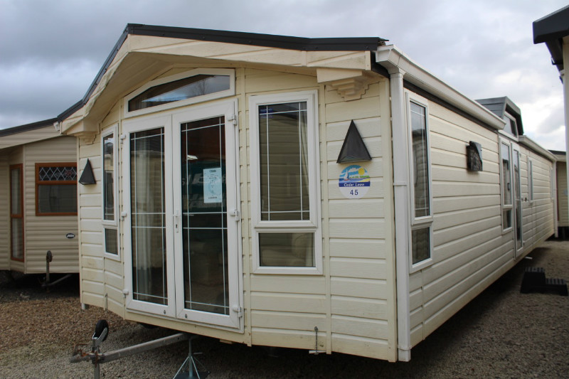 2009 WILLERBY VOGUE CONNOISSEUR 42x13x2b DG CH TPR